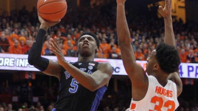Duke Syracuse