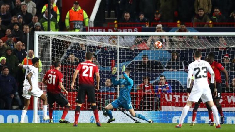 PSG vs United