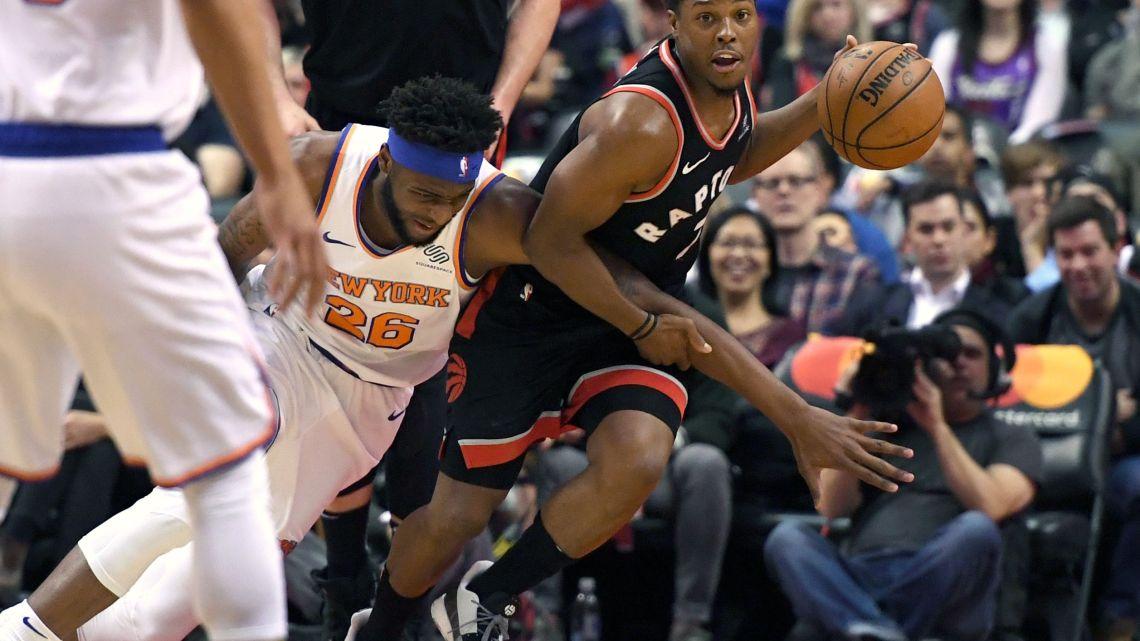Raptors vs Knicks