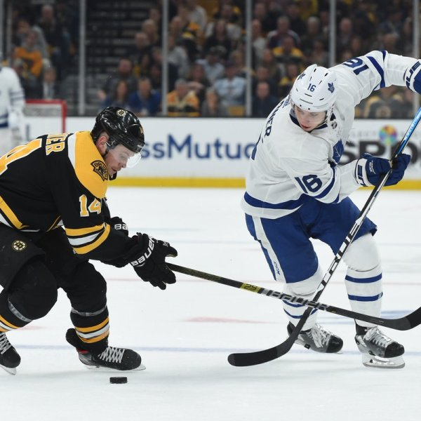 Leafs vs Bruins