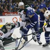 Maple Leafs vs Wild
