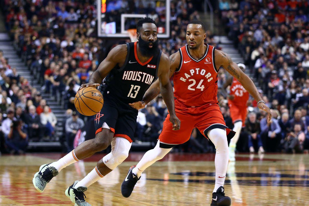 Raptors vs Rockets