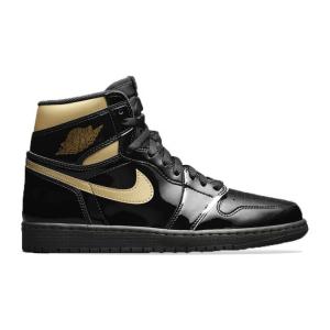 "Nike Air Jordan 1 ""Metallic Gold"""