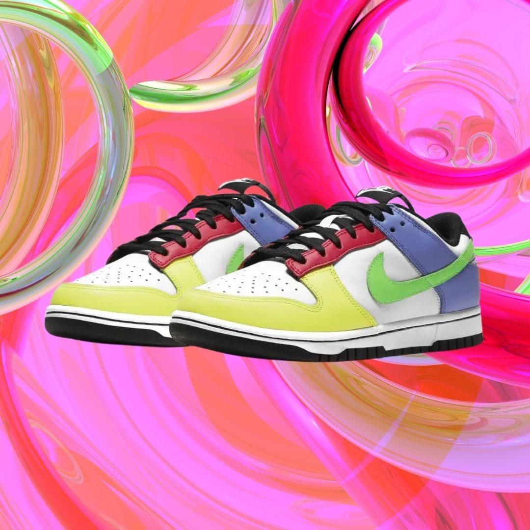 "Nike Dunk Low ""Multicolor"""