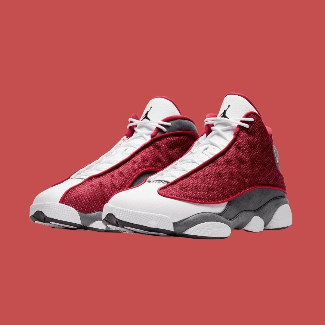 Air Jordan 13 Retro Red Flint-2