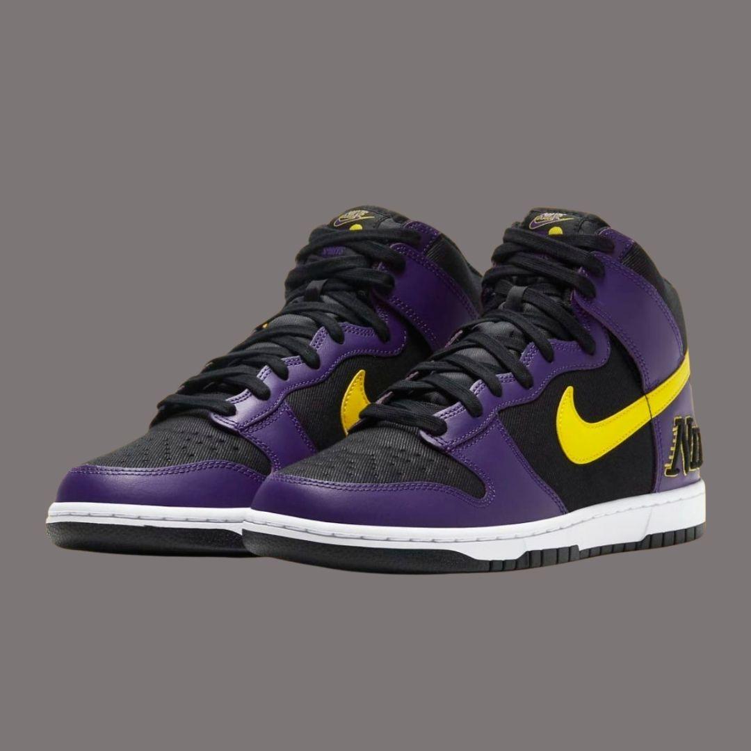 Nike Dunk High EMB-2