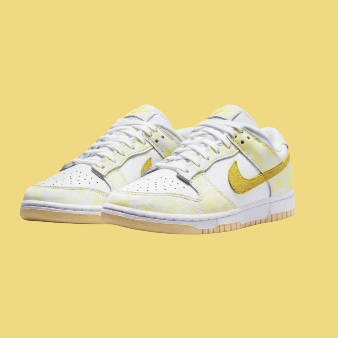 Nike Dunk Low Yellow Strike-2