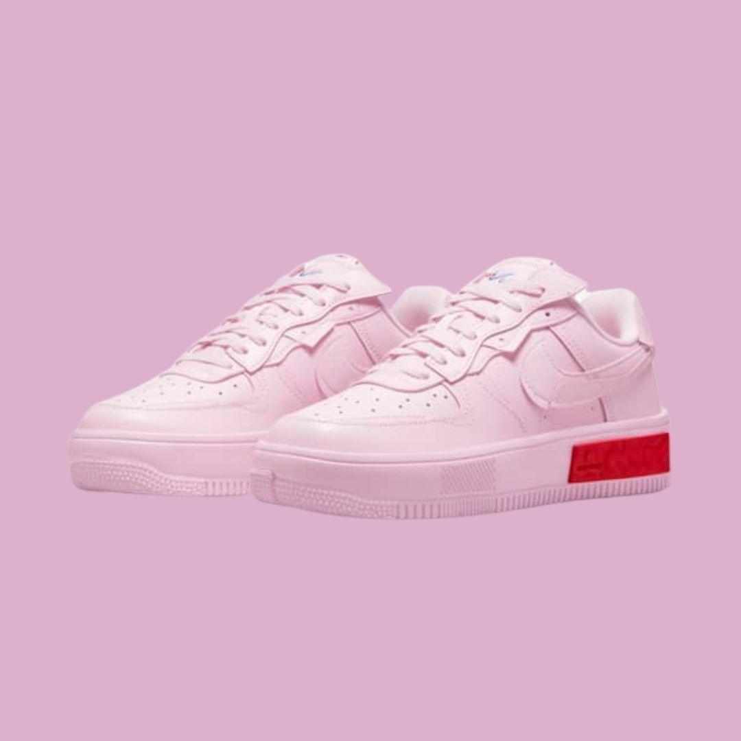Nike Air Force 1 Fontanka Foam Pink-2