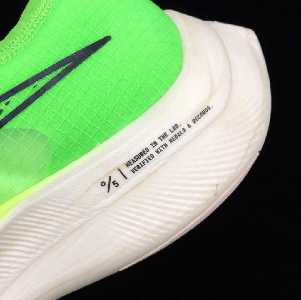 ภาพหลุด Nike Vaporfly 5% มาในคอนเซ็ป Vaporfly Elite