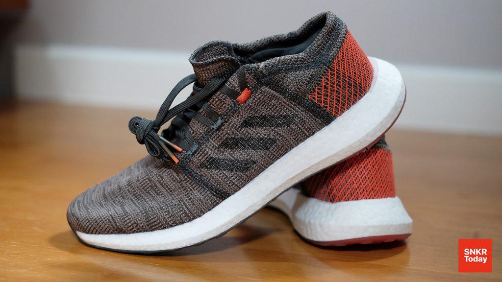 รีวิว Adidas Pureboost Go รองเท้าวิ่งใส่สบาย ดีไซน์สวย