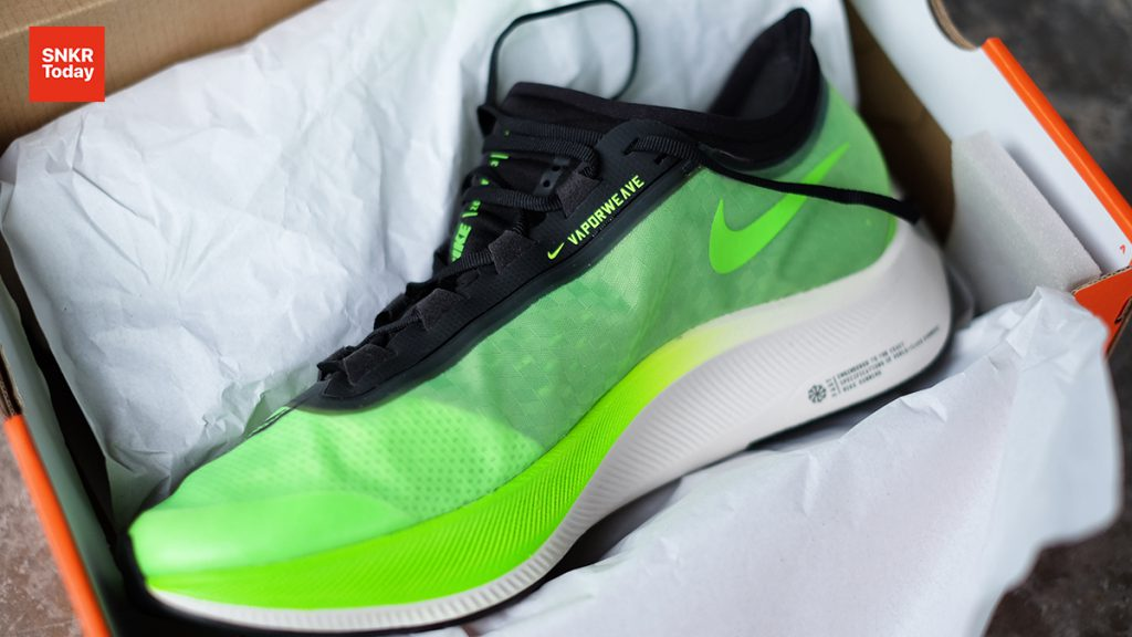 Nike Zoom Fly 3 Unboxing