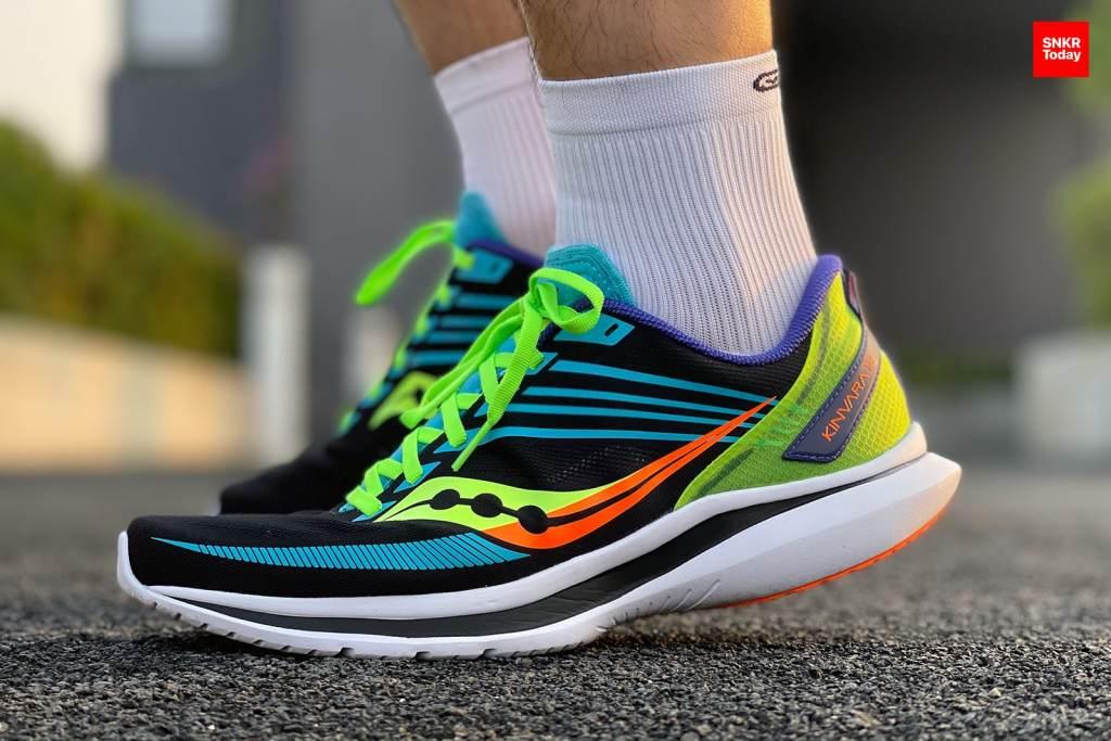 รีวิว รองเท้าวิ่ง Saucony Kinvara 12 ปรับปรุงใหม่ นุ่มกว่าเดิม เบากว่าเดิม