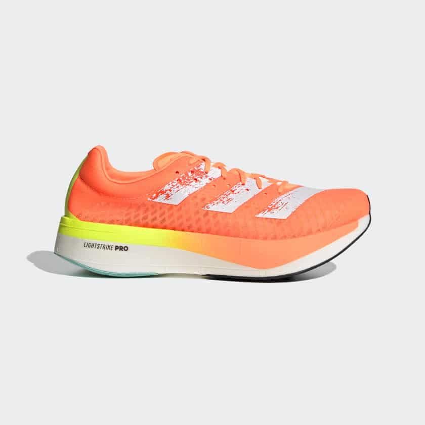 adidas adizero adios PRO สีใหม่ Screaming Orange เตรียมวางจำหน่ายที่ออสเตรเลีย, ญี่ปุ่น วันที่ 28 ก.พ. และ 1 มี.ค. นี้