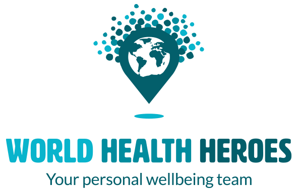 I'm a World Health Hero!