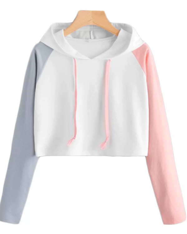 best quality cropped hoodie for women