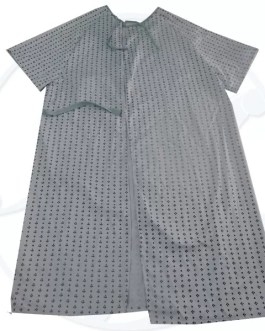 High Quality Hospital paitent gown in cheap price