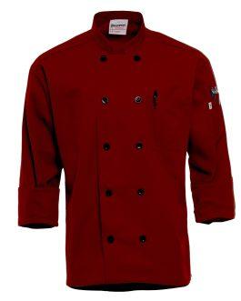 Trendy chef coat for new hotel or restaurent