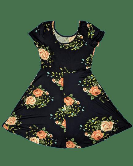 Floral Dress printed Frock