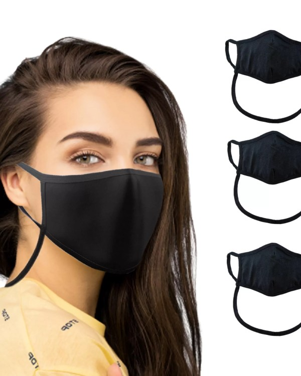 Neck Strap Cloth Face Mask