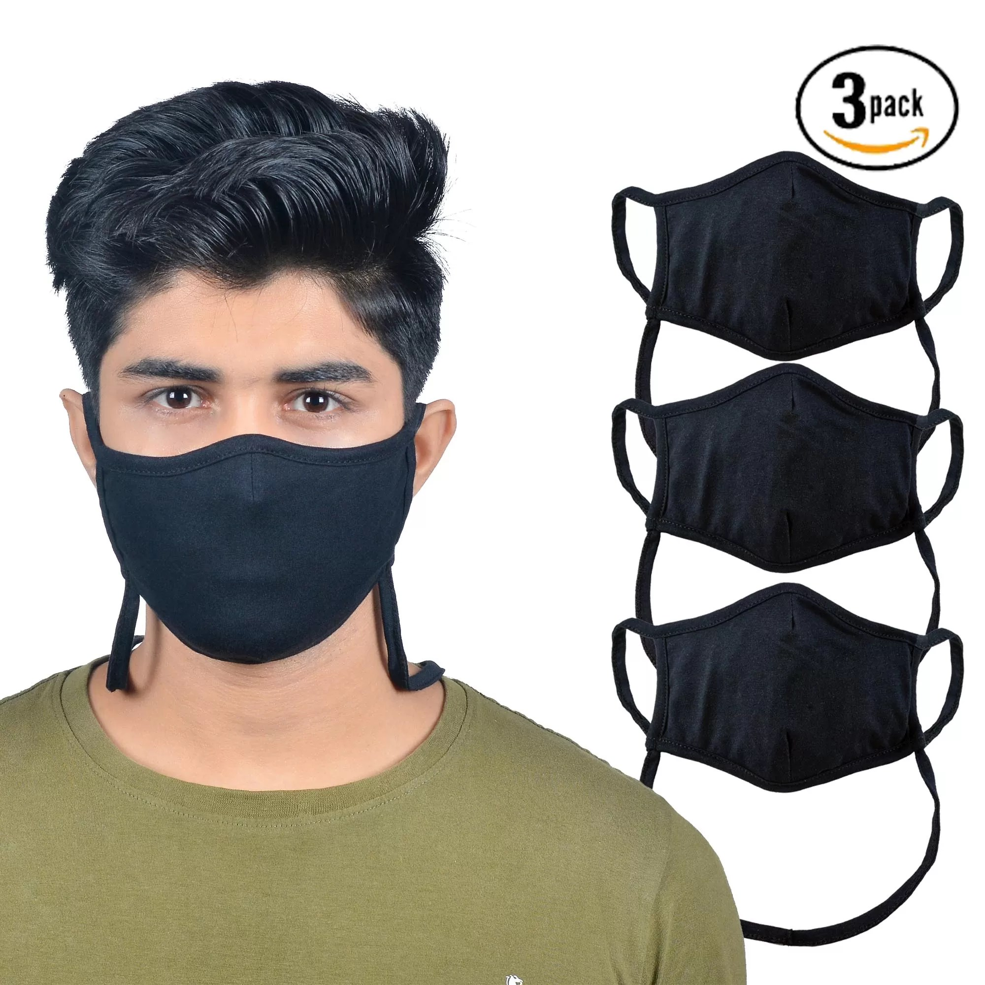 Adult Neck Strap Face Mask