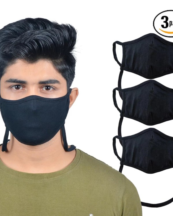 Adult Neck Strap Face Mask