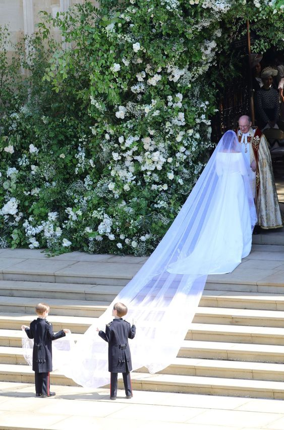 Meghan Markle Royal Wedding Gown