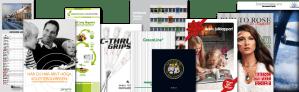 Kataloger och broschyrer