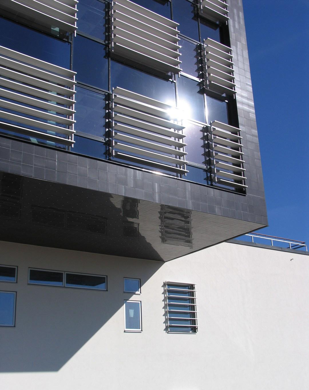 Nya Tingshuset i Helsingborg