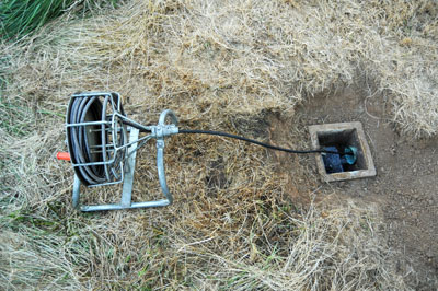 leach field problem