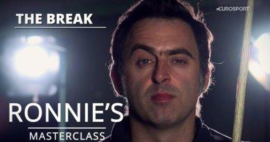 Ronnie's Masterclass - The Perfect Break