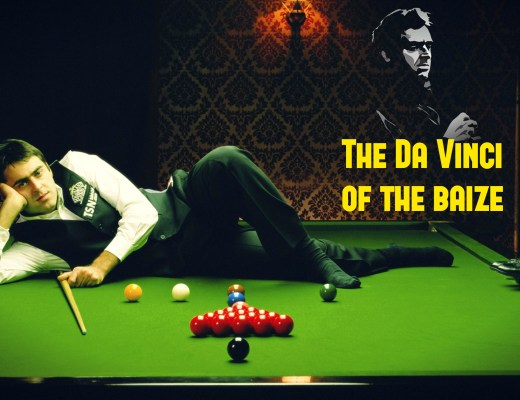 Ronnie O'Sullivan Tribute - The Snooker Genius
