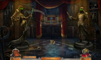 Casual PC Game Dark Canvas - Pinsel des Todes