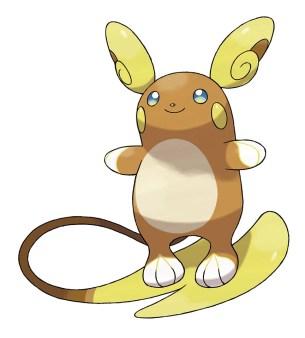 neue pokemon sonne mond a-raichu