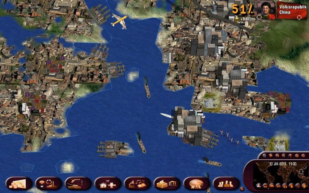 Politik am PC? Politik Simulator 3 - Masters of the World (3/3)