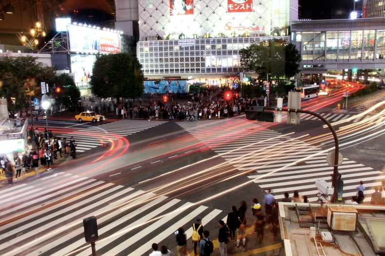 Shibuya - Japon