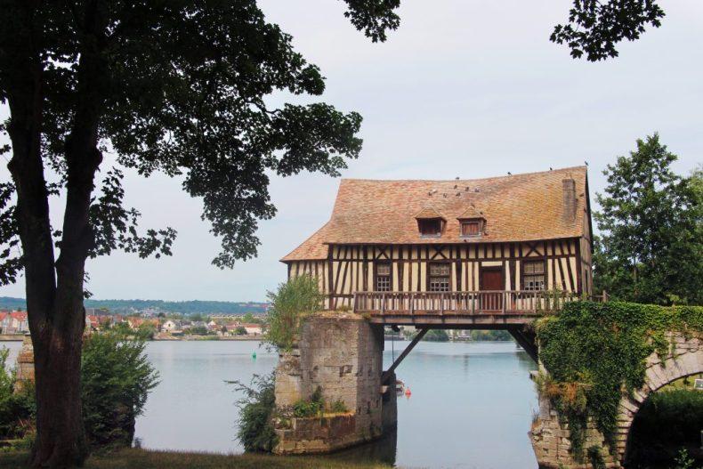 Le Vieux Moulin à Vernont - Normandie