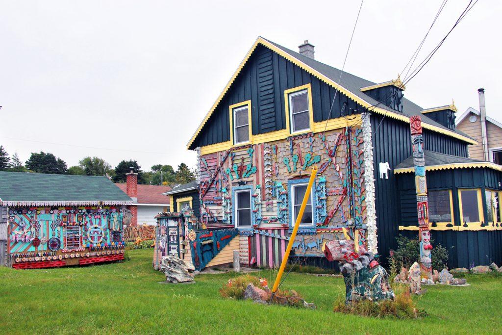 Maison de l'art indiscipliné, Québec, Canada
