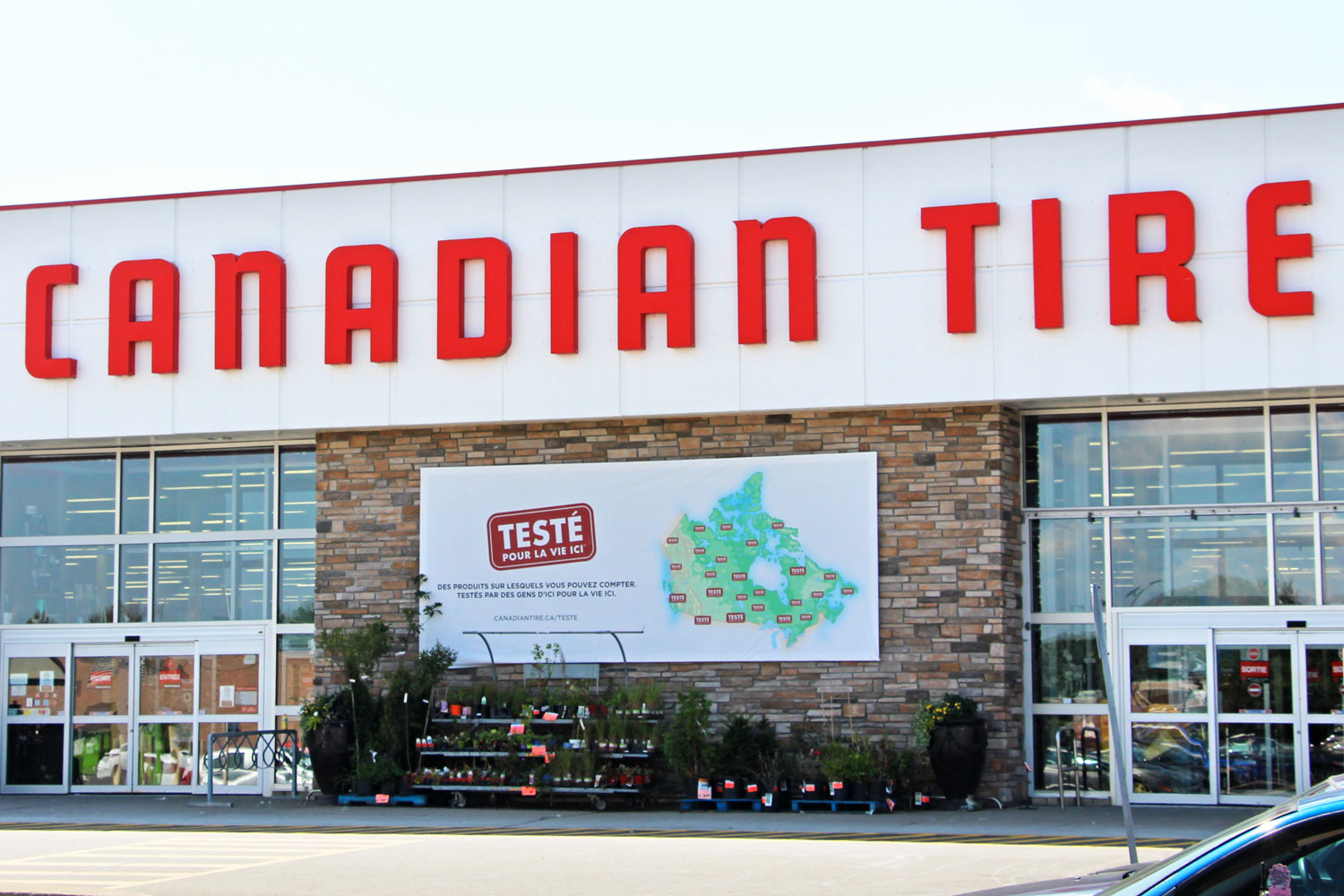 Canadian Tire Quebec