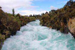 Huka Falls - Nouvelle-Zélande
