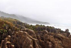 Pancake rocks - Nouvelle-Zélande