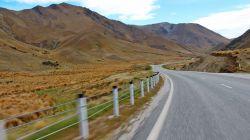 Lindis Pass - Nouvelle-Zélande