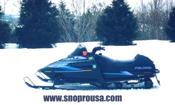 1993 Polaris Xlt Indy Special