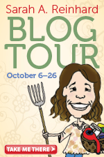 The Anchoress and the Annunciation {Blog Tour, Day 1}