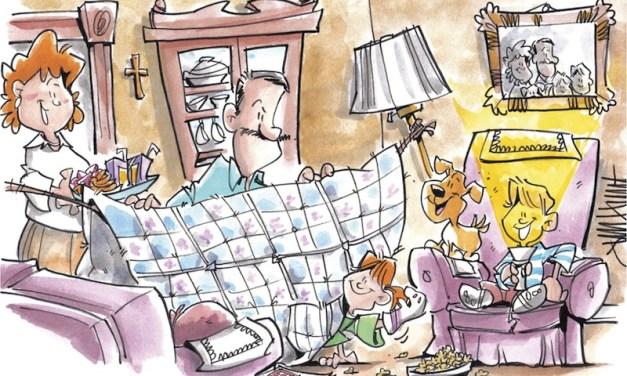 Latest Catholic Family Fun Activity & Newsletter Update