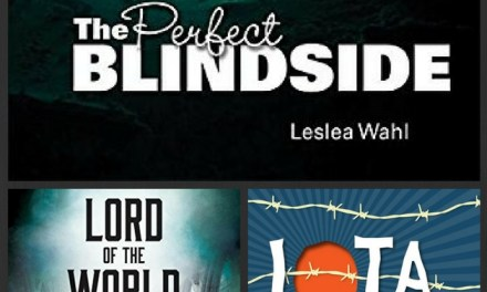 One Minute Reviews of Perfect Blindside, Iota, and Lord of the World