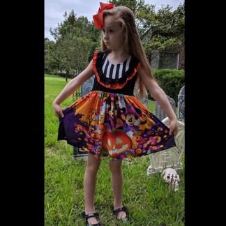 Disney Halloween Dress