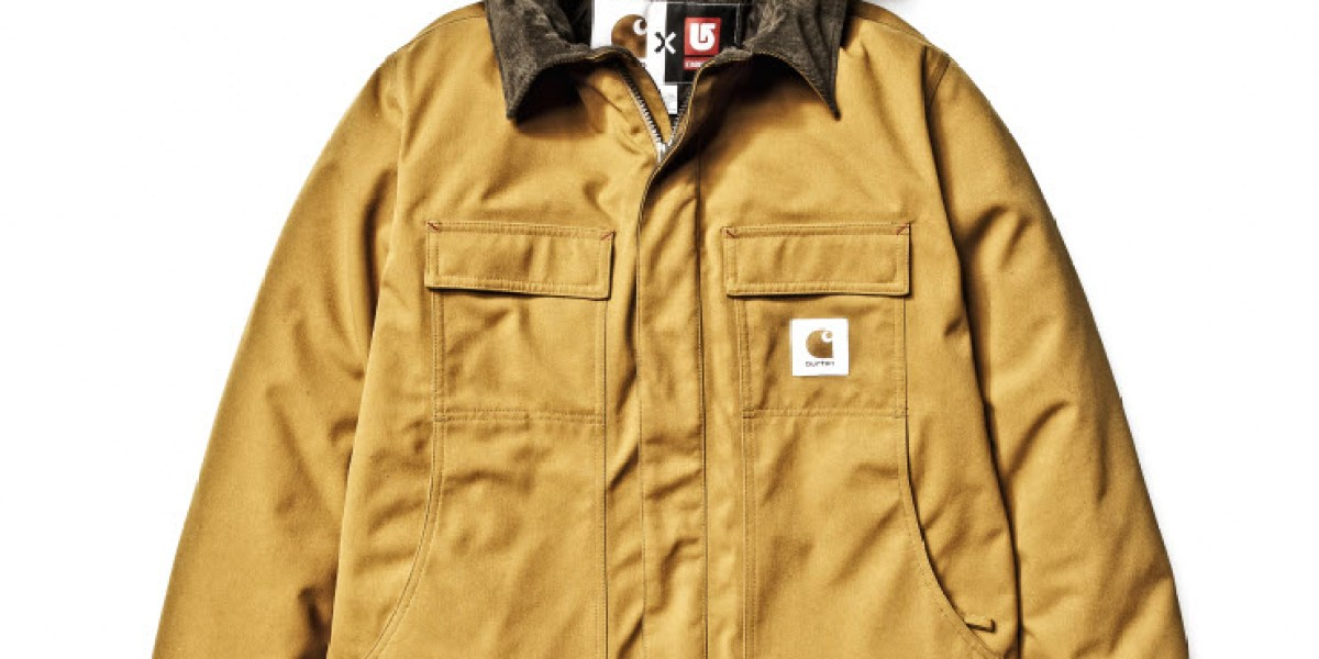8269aef1dc Burton Snowboards and Carhartt WIP Team up on 2012 Outerwear Collaboration
