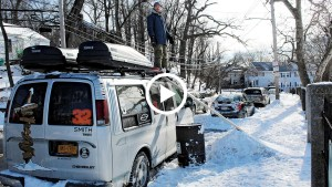 Johnny O Connor Snowboarding The Scenic Route East Coast