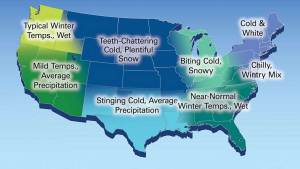 Extremely Cold and Plenty of Snow Ahead? The 2019 Winter Forecast is Out!