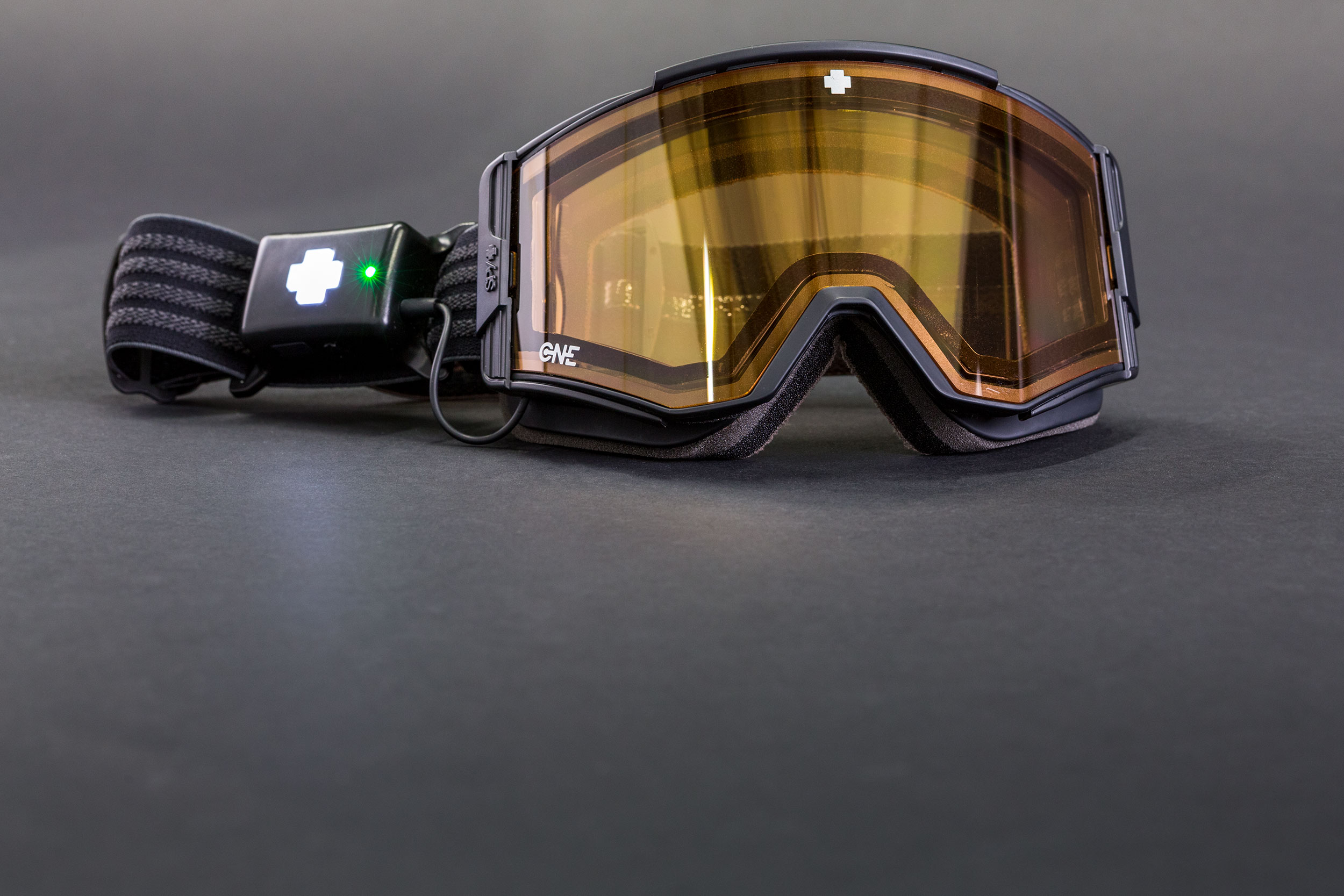 Spy Ace EC Goggle: Snowboarding Gear Lookbooks 2018-2019